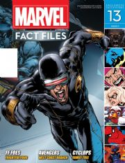 Marvel Fact Files #13 Eaglemoss Publications